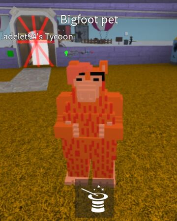 Roblox Creatures Tycoon Codes Wiki Free Robux App No Bigfoot Creatures Tycoon Wiki Fandom