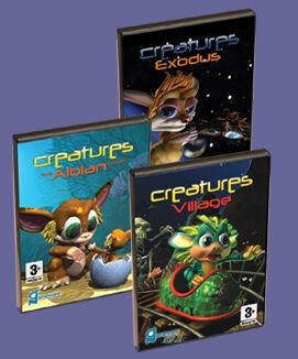 Creatures Exodus Mac Download free
