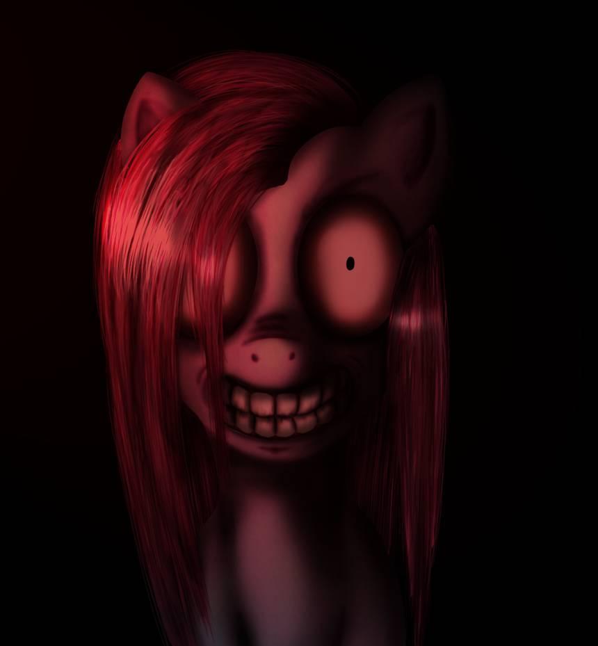 Creepypasta Pinkamena Human