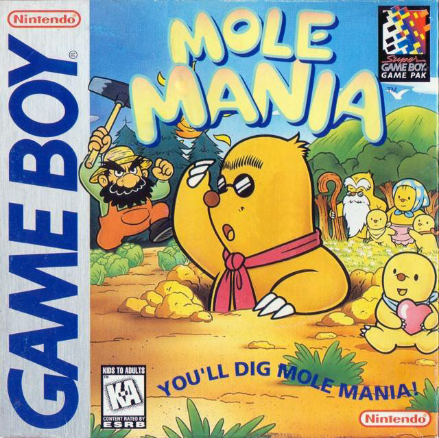 Mole Mania: The Old Mole