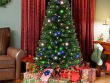 Black-Eyed Children At Christmas