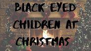 """Black-Eyed Children At Christmas"" By Austin DR"