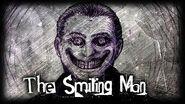 Creepypasta El Hombre Sonriente