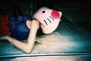 Hello Kitty murder