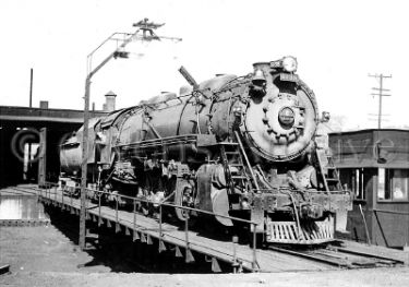 Big 6, The Ghost Train