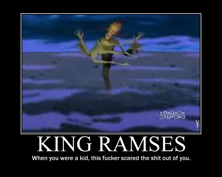 The Tale of King Ramses