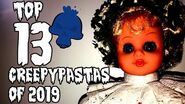 Top 13 Creepypastas of 2019 (HALLOWEEN SPECIAL)