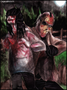 Jeff the killer vs jason voorhess