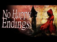 """""""No Happy Endings"""" A Scary Fairy Tale Collection by J"""