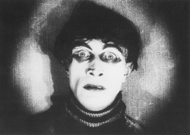 Caligari on VHS