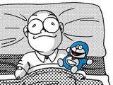 Nobita con cáncer