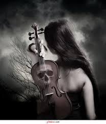 El violín maldito