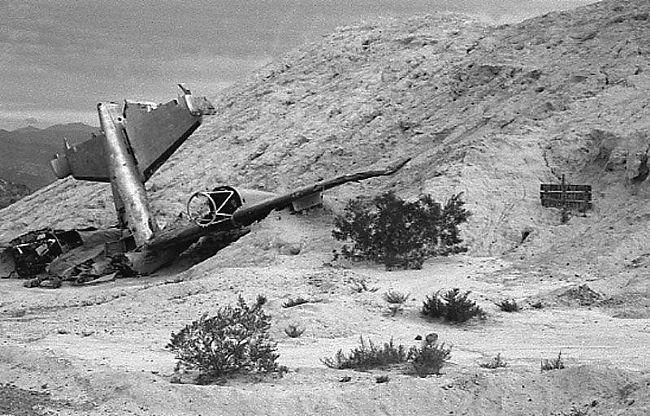 Blackbox Log — February 23, 1956 Aircraft N29387