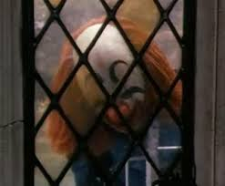 Clown in the Window