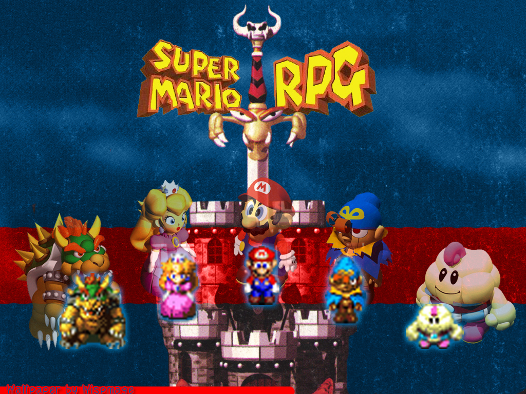 Super Mario RPG: Legend of the Seven Screams