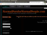 Normal Porn For Normal People