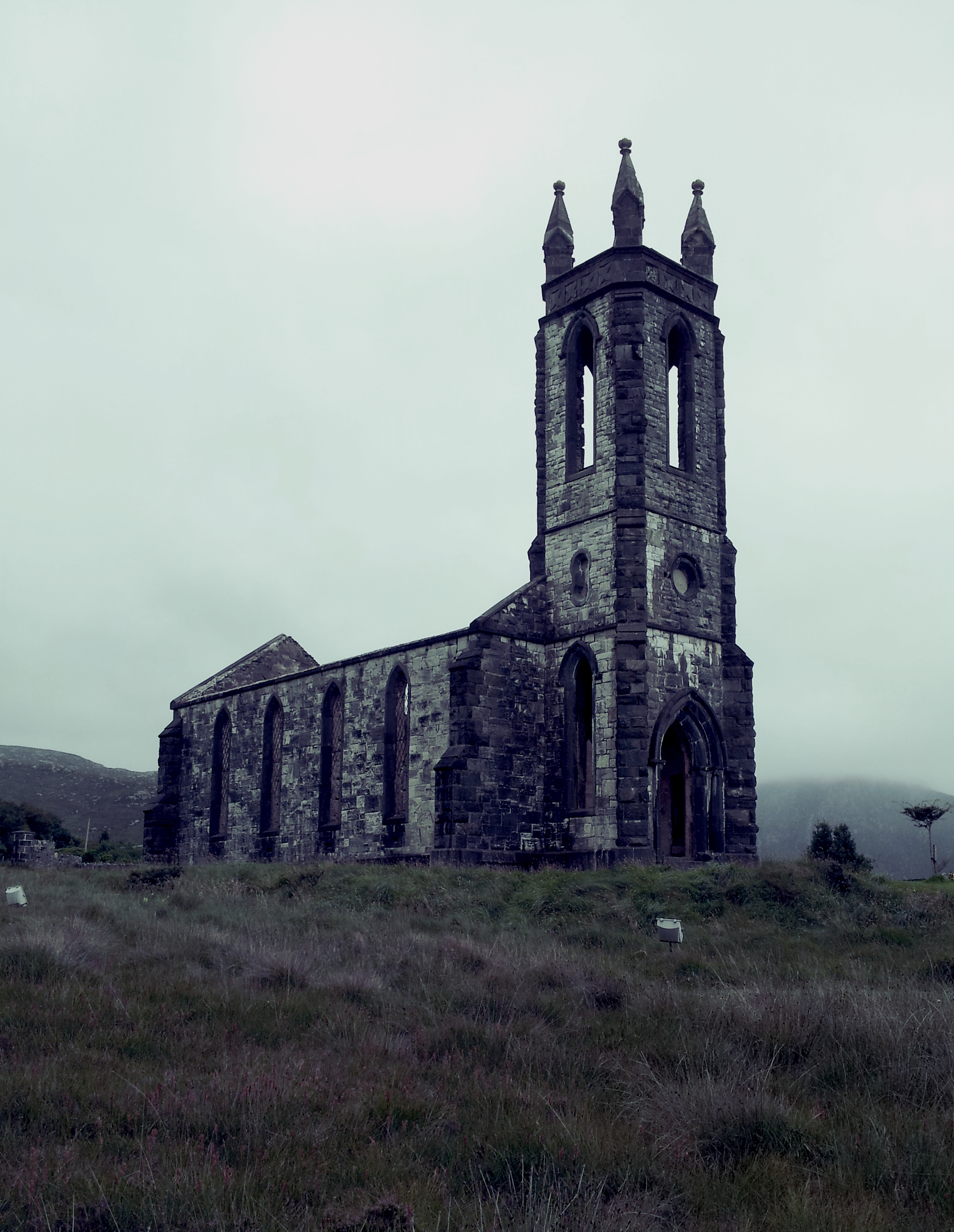 The Dunlewy Church Haunting