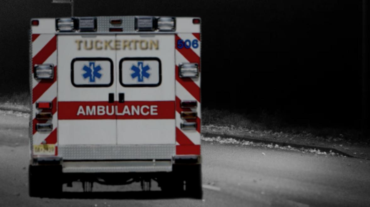 A Strange Ambulance