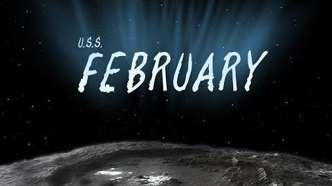 USS February (re-release) Featuring Jeffrey Nadolny