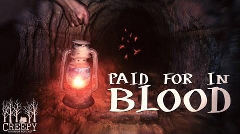 Paid for in Blood