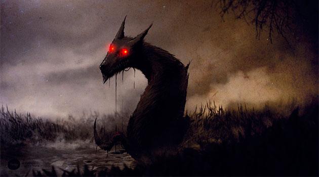 El cadejo: Animal del Demonio/Historia