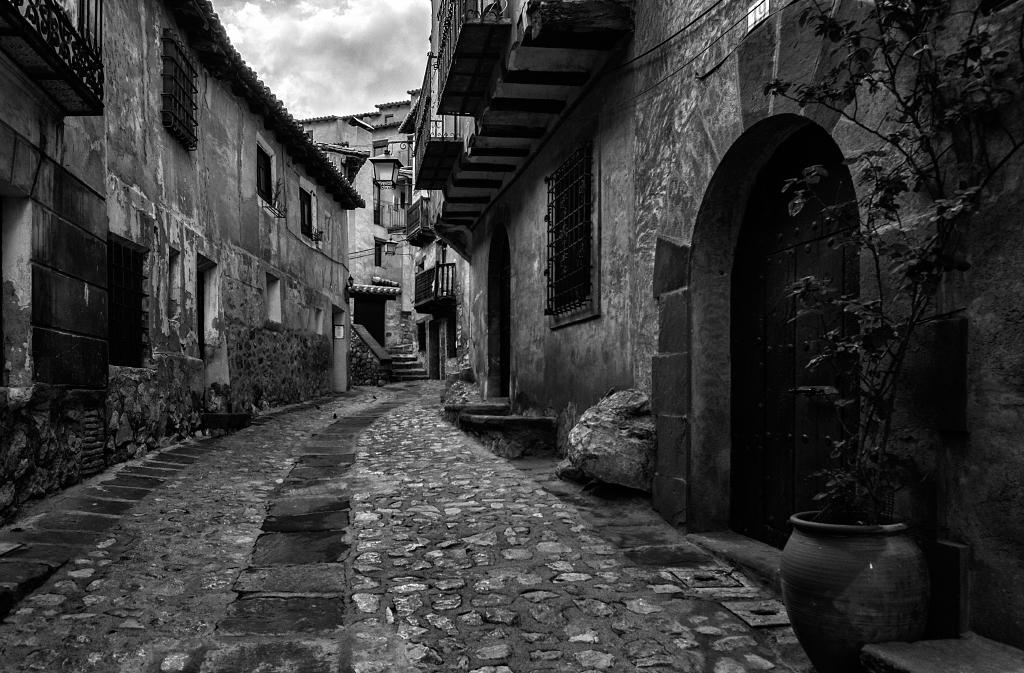 El pueblo fantasma