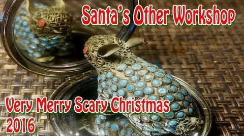 A Very Scary Merry Christmas Santa's Other Workshop Creepypasta