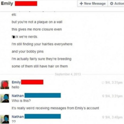 My Dead Girlfriend Keeps Messaging Me on Facebook