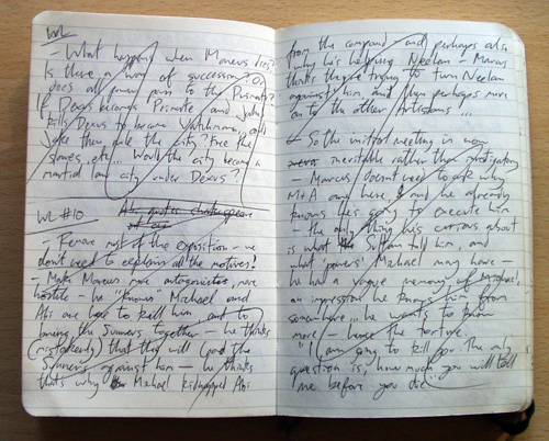 The Flypaper Notebook