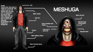 An analysis of Meshuga's appearance.