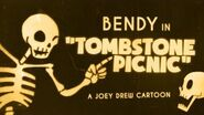 """Bendy in """"Tombstone Picnic"""" - 1929"""