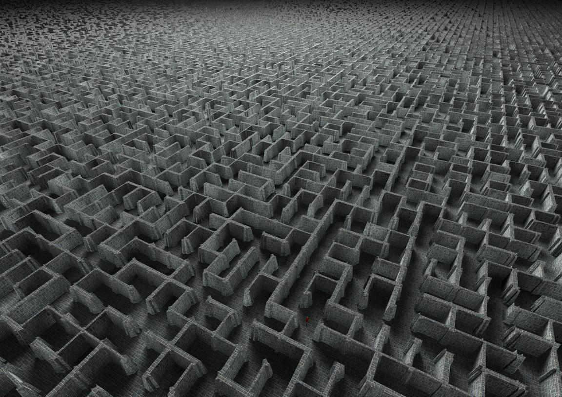 The Endless Maze