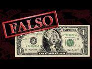 El billete falso
