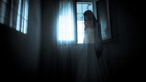 El terrible fantasma