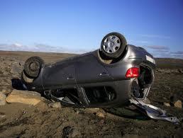 A Late-Night Crash