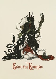 The Christmas Krampus