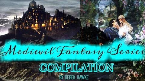 A Medievil Fantasy Series By Derek Hawke