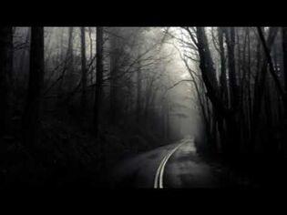 Creepypasta January 2021 Reading- I Found a Dark and Lonely Road