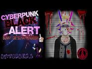 """Cyberpunk BLACK Alert-Bunny, Die Schattendiebin""-Science Fiction Hörspiel🎧"