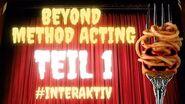 INTERAKTIV - Beyond Method Acting - Teil 1 - Verführung - Creepypasta German