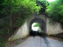 The Bunny Man Bridge