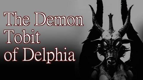 """""""The Demon Tobit of Delphia"""" by K"""