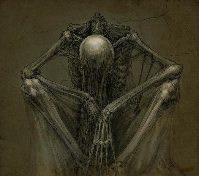 Das Dry Bones Ritual