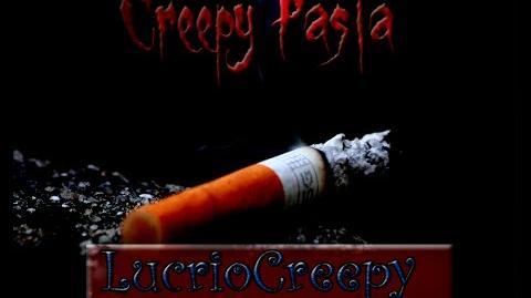 """""""Wie man mit Rauchen aufhört""""LucrioCreepy Pasta"""