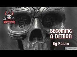 Becoming A Demon by Raidra - Creepypasta-2