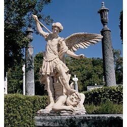 Saint Michael the Archangel Statue.jpg