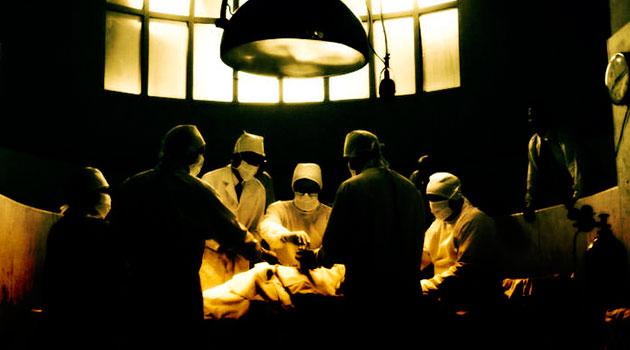 Terror en el quirófano