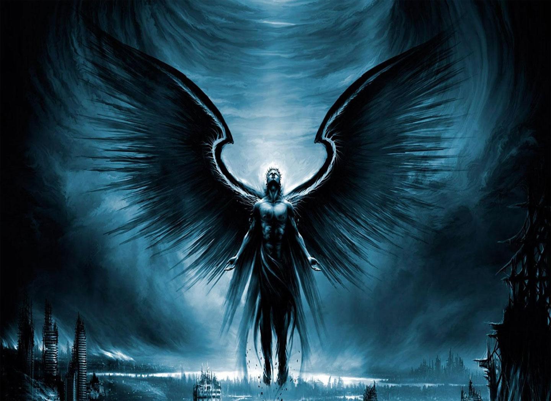 El bello ángel del sufrimiento