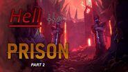 """Hell Has a Prison"" Creepypasta (Part 2)"