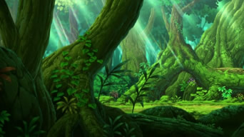 Pokémon Pinwheel Village